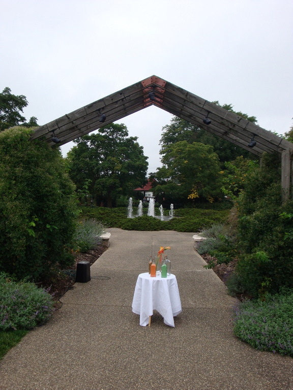Luthy Botanical Garden - Ceremony Sites, Attractions/Entertainment - 2218 North Prospect Road, Peoria, IL, United States