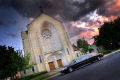 St. Thomas Aquinas Church - Ceremony - 6306 Kenwood Ave, Dallas, TX, 75214