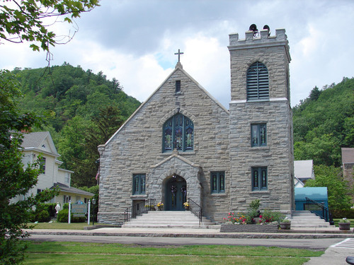 Saint Gabriel's Catholic Church - Ceremony Sites - 78 Shether St, Hammondsport, NY, 14840