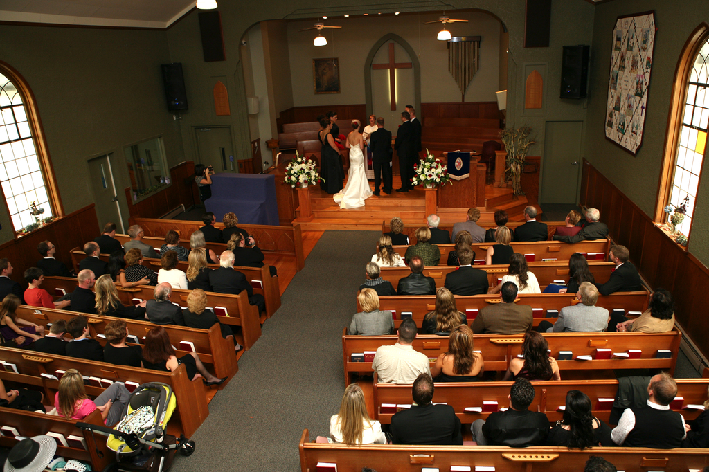 Cloverdale United Church - Ceremony Sites - 17575 58A Ave, Surrey, BC, V3S