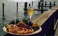 Marvista Dockside Restaurant & Pub - Restaurants - 760 Broadway St, Longboat Key, FL, 34228