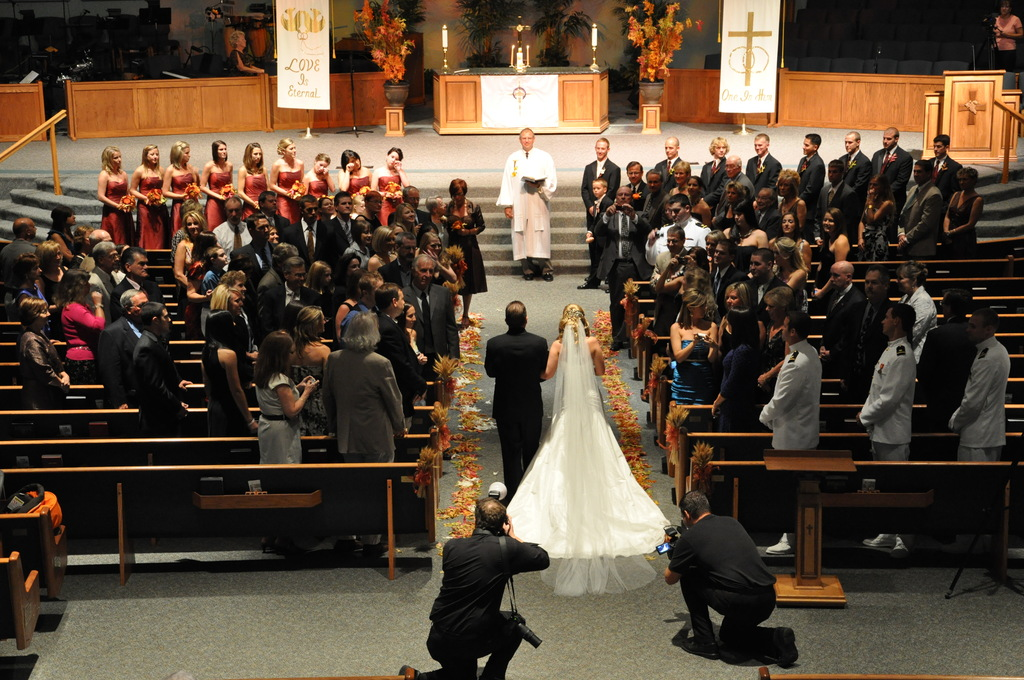 Palm Harbor United Methodist - Ceremony Sites - 1551 Belcher Rd, Palm Harbor, FL, United States