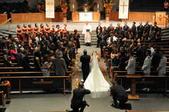 Palm Harbor United Methodist - Ceremony - 1551 Belcher Rd, Palm Harbor, FL, United States