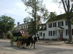 DOG Street (Duke of Glocester) - Attraction - W Duke of Gloucester St, Williamsburg, VA, 23185
