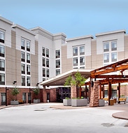 Springhill Suites Marriot - Hotels/Accommodations - 610 Eden Park Dr, Cincinnati, OH, 45202