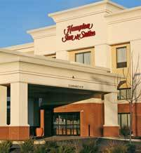 Hampton Inn - Hotels/Accommodations - 2875 Foxfield Rd, St Charles, IL, 60174