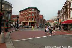 Harvard Square - Attraction - 0 Harvard Square, Cambridge, MA, US