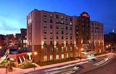 Hilton Garden Inn - Hotel - Major Taylor Blvd, Worcester, MA, 01608