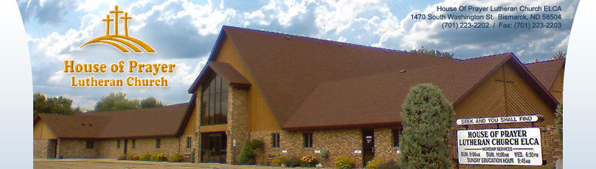 House Of Prayer Elca - Ceremony Sites - 1470 South Washington Street, Bismarck, ND, United States