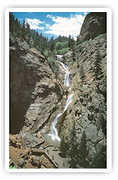 Sevenfalls - Attraction - 2850 N Cheyenne Canyon Rd, Colorado Springs, CO, 80906