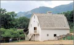 Rock Ledge Ranch Historic Site - Attraction - 3202 Chambers Way, Colorado Springs, CO, United States