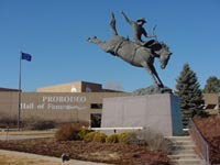Pro Rodeo Hall of Fame - Attraction - 101 Pro Rodeo Drive, Colorado Springs, CO, United States