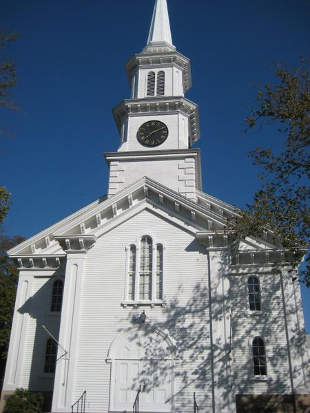 First Congregational Church - Ceremony Sites - 28 Main St, Falmouth, MA, 02540