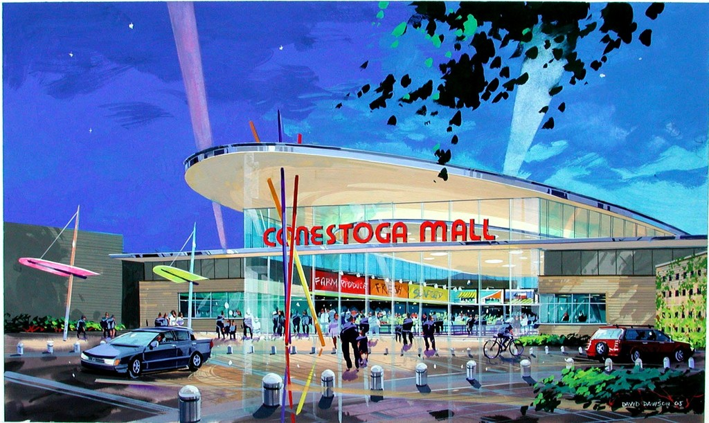 Conestoga Mall - Attractions/Entertainment, Shopping - 550 King Street North, Waterloo, ON