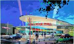 Conestoga Mall - Shopping - 550 King Street North, Waterloo, ON