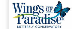 Wings Of Paradise - Butterfly Conservatory - Attraction - Kossuth Road, Cambridge, ON, Canada