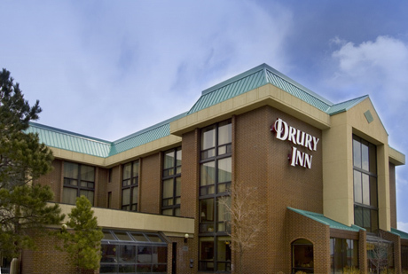 Drury Inn Pikes Peak - Colorado Springs - Hotels/Accommodations - 8155 North Academy Boulevard, Colorado Springs, CO, United States