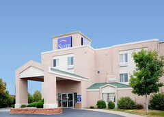 Sleep Inn North Academy - Other hotels and motels - 1075 Kelly Johnson Blvd., Colorado Springs, CO, United States