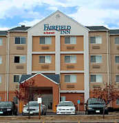 Fairfield Inn Colorado Springs North - Other hotels and motels - 7085 Commerce Center Drive, Colorado Springs, CO, United States