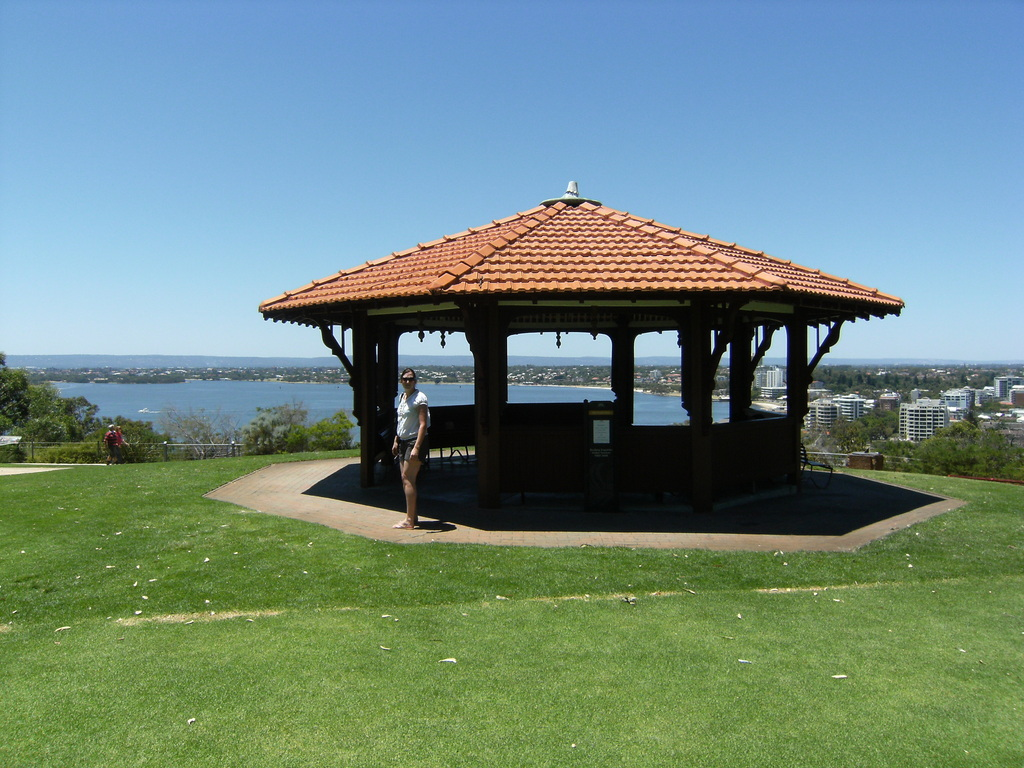 Old Tea Pavilion, Kings Park - Ceremony Sites - Fraser Avenue, West Perth, Western Australia, 6005, AU