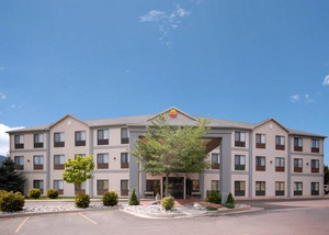 Comfort Inn North - Hotels/Accommodations - 6450 Corporate Center Dr., Colorado Springs, CO, United States