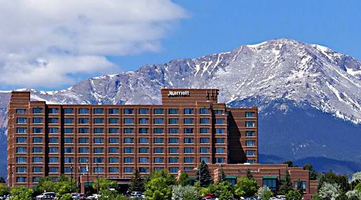 Colorado Springs Marriott - Reception Sites, Hotels/Accommodations, Ceremony Sites - 5580 Tech Center Drive , Colorado Springs, CO, 80919, USA