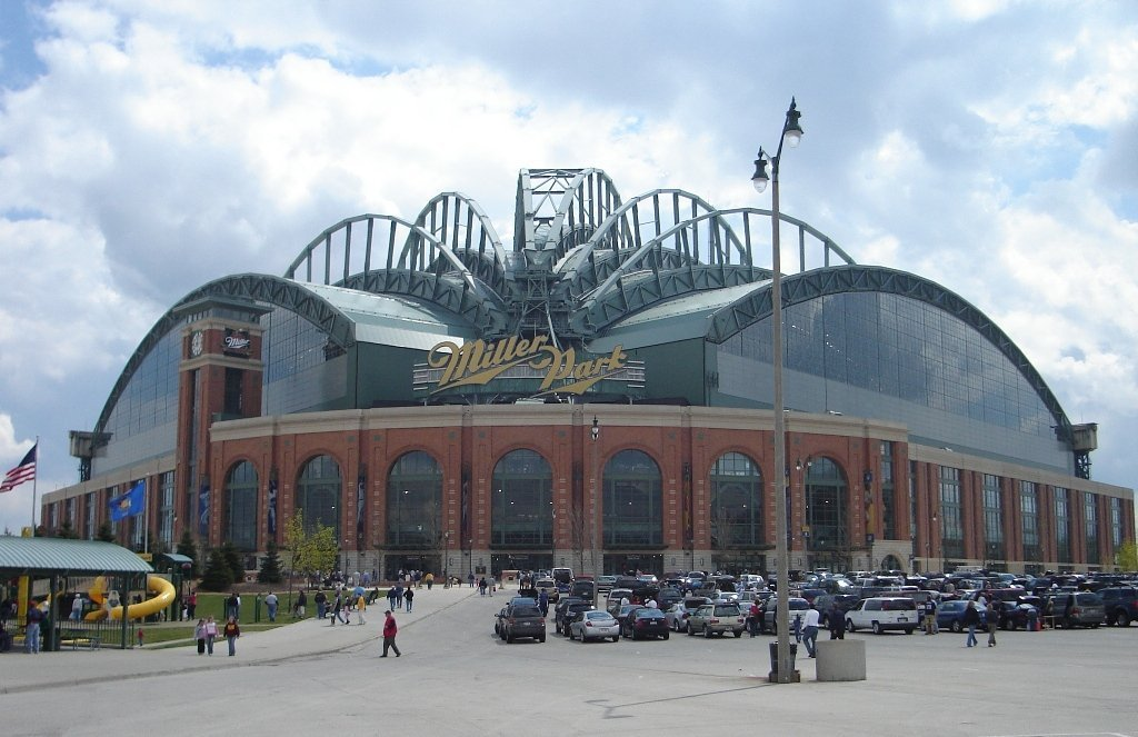 Miller Park - Attractions/Entertainment - 1 Brewers Way, Milwaukee, WI, United States