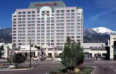 Antler's Hilton - Other hotels and motels - 4 South Cascade Avenue, Colorado Springs, CO, 80903