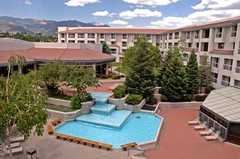 Doubletree Hotel - Other hotels and motels - 1775 E Cheyenne Mountain Blvd, Colorado Springs, CO, United States