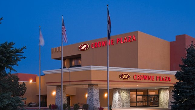 Crowne Plaza Hotel Colorado Springs - Hotels/Accommodations - 2886 South Circle Drive, Colorado Springs, CO, United States