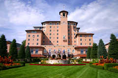The Broadmoor Hotel - Other hotels and motels - 1 Lake Avenue, Colorado Springs, CO, 80906, United States