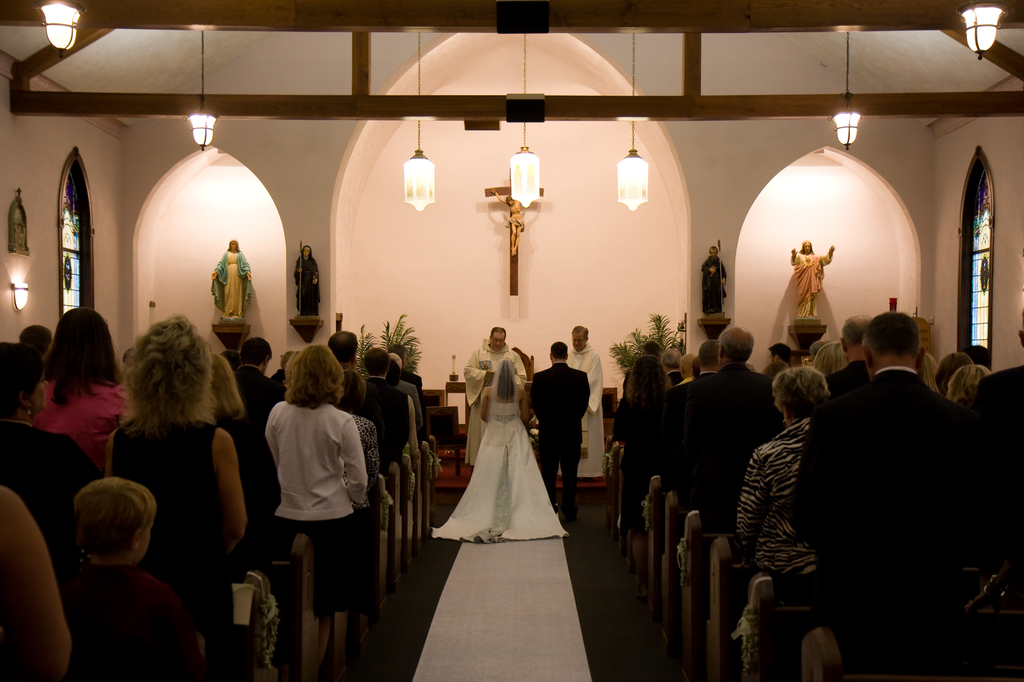 Unnamed - Ceremony Sites - St Benedict Church, Latrobe, PA 15650, Latrobe, Pennsylvania, US