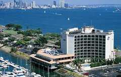 Hilton San Diego Airport/Harbor Island - Hotel - 1960 Harbor Island Drive, San Diego, CA