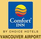 Comfort Inn Vancouver Airport - Hotel - 3031 No 3 Road, Richmond, BC, Canada