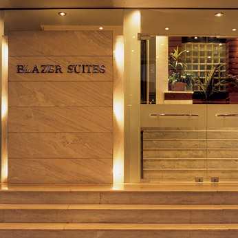 The Blazer Suites Hotel - Hotels/Accommodations - 1, Karamanli Avenue , Voula, Greece