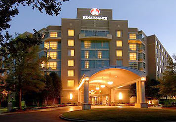 Renaissance Hotel - Hotels/Accommodations, Ceremony Sites - 5501 Carnegie Blvd, Charlotte, NC, 28209, US