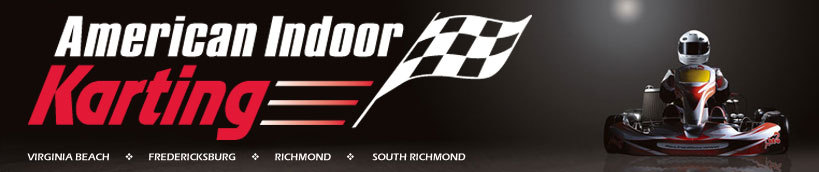 American Indoor Karting - Attractions/Entertainment - 2736 North Mall Drive, Virginia Beach, VA, United States