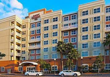 Residence Inn Tampa Downtown - Hotels/Accommodations, Attractions/Entertainment - 101 E Tyler St, Tampa, FL, 33602