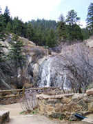 Helen Hunt Falls Visitor Center - Attraction - 3440 North Cheyenne Canyon Road, Colorado Springs, CO, 80903, United States