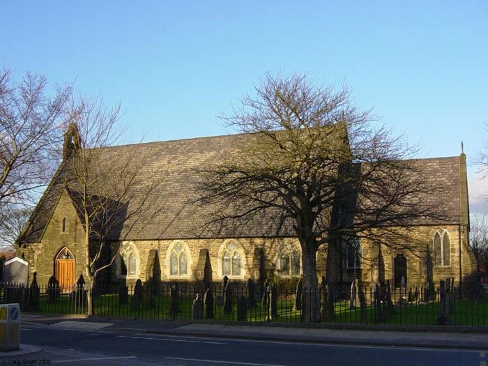 Unnamed - Ceremony Sites - St john the Evangelist Church, Chorley Road, Westhoughton, Bolton, Bl5 3pg, United Kingdom