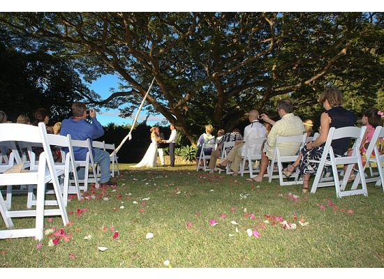 Banyan Tree Bed And Breakfast - Reception Sites, Ceremony Sites - 3265 Baldwin Ave, Makawao, HI, 96768