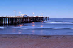 Pismo Beach Pier and Boardwalk - Entertainment -