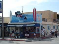 The Splash Cafe - Restaurant - 197 Pomeroy Avenue, Pismo Beach, CA, United States