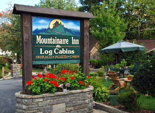 Mountainaire Inn And Log Cabins - Hotels/Accommodations - 827 Main Street, Blowing Rock, NC, United States