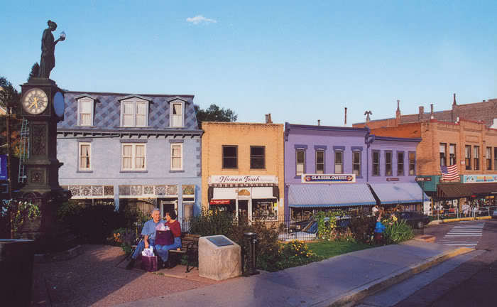 Manitou Springs - Restaurants, Attractions/Entertainment - Manitou Springs, CO, Manitou Springs, Colorado, US