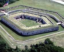 Fort Macon Historic State Park - Attraction - 2303 E Fort Macon Rd, Atlantic Beach, NC, 28512