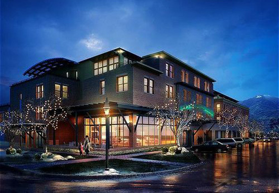 Limelight Lodge - Hotels/Accommodations, Reception Sites - 355 S Monarch St, Aspen, CO, 81611