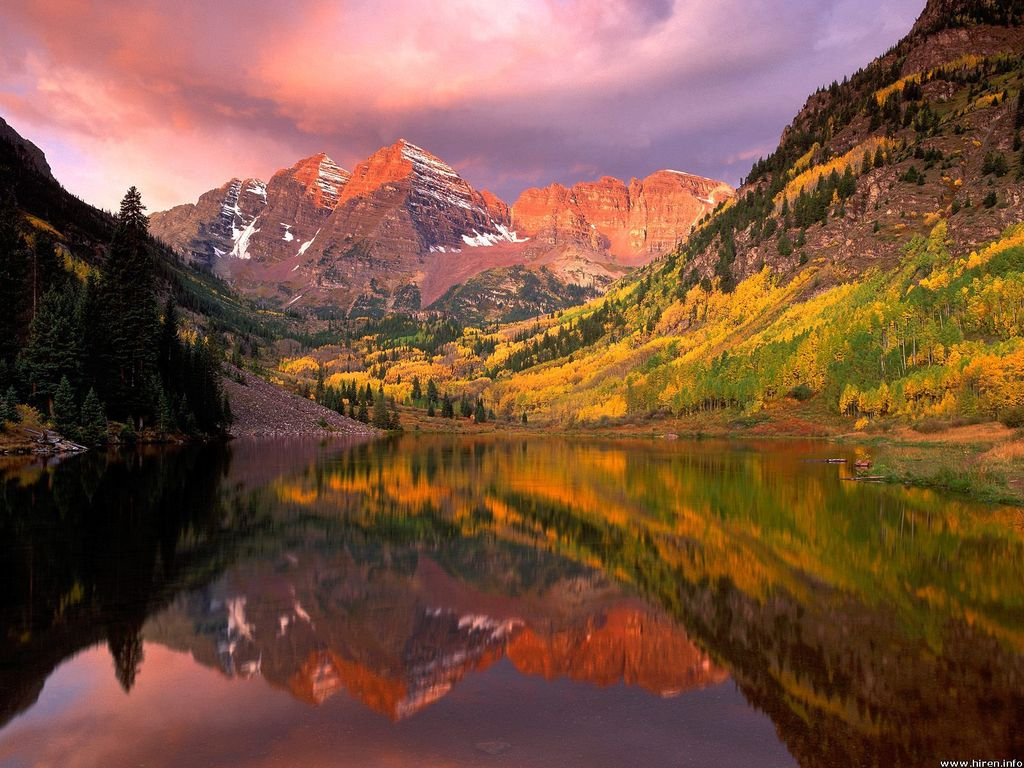 Maroon Bells - Attractions/Entertainment - 3125 Maroon Creek Rd, Aspen, CO, 81611