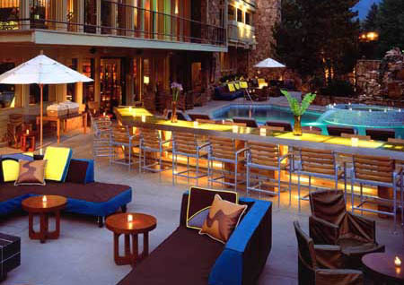 Sky Hotel - Reception Sites, Bars/Nightife, Hotels/Accommodations - 709 E Durant Ave, Aspen, CO, 81611