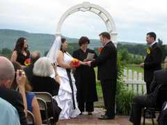 Reception - Ceremony - 6700 Dunnsville Rd, Altamont, NY, 12009, USA
